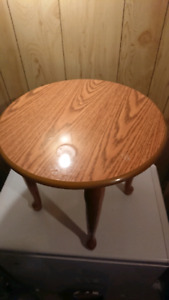 2 End tables/ coffee tables