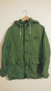 Storm Fighter rain jacket + bug jacket (size S)