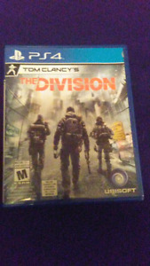 The division, gta5 and rainbow six siege ps4 xbox one