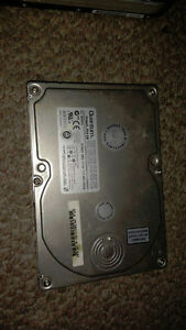 Hard drives for sale $10 for both