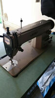 INDUSTRIAL JUKI sewing machine- perfect condition $550
