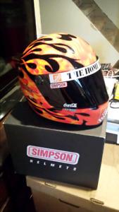 Nascar Tony Stewart helmet full size