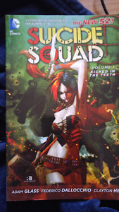 Suicide Squad The New 52 Volume 1