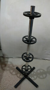 Tire and Wheel Storage Rack (Vertical)
