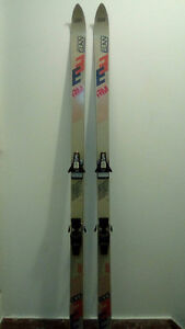 Pair of Freestyle Skis by Soloman