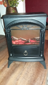 comfort zone portable electric stove heater