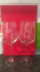 Harley Wine Glasses Cambridge Kitchener Area image 1