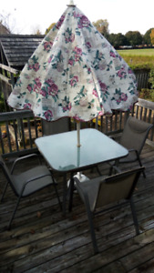 Best Value for a used Patio set!