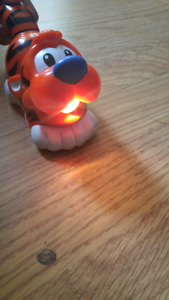 Tiger Flashlight and Lion Headlight