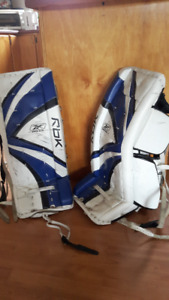 Ice Hockey Goalie Pads