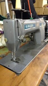 Pre-owned Singer 491 industrial Sewing Machine for SALE