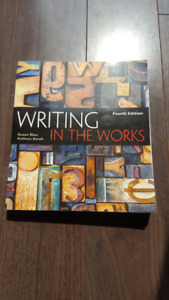 Writing In The Works 4th Edition CCT110 UTM