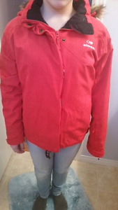 Girls winter jacket size 14 kids