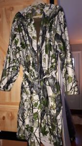 Robe de chambre pour homme modèle camouflage