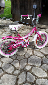 Girl's Cream Soda bikes