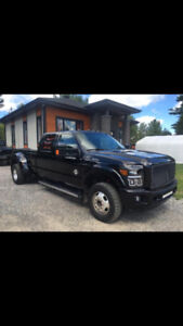 Ford F350 2011 DRW Double Roue