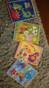 Baby/Toddler Wooden Puzzles