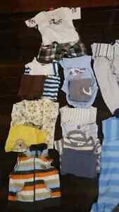 3-6 months baby boy's clothing lot  Kitchener / Waterloo Kitchener Area image 2