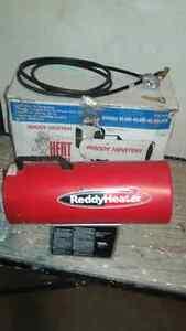 Radiateur au propane -Ready Heather
