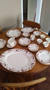 Minton - Bone China / Made in England