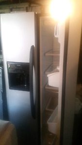 Fridge, stove, dishwasher, hut microwave