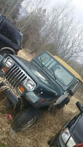 1994 Jeep TJ Other