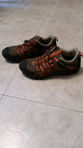 Men's hiking shoes size 8