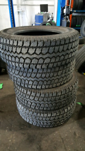 4 Winter Tires | 255 65 R18 | **Like Brand New** Rare Size