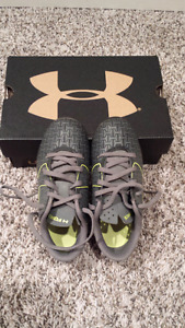 Kids Under Armour Soccer Cleats