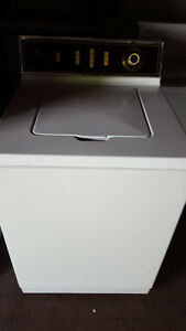 Washer 100.00, white, works well, Delivery available