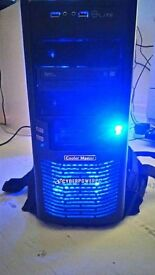 GREAT CUSTOM GAMING PC