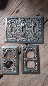 metal switch plate covers-outlet covers