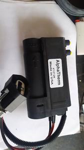 Alpha therm gm oem heated washer heated fluid unit