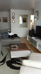 Renovated Apartment For Rent In Ville Saint Laurent !!!