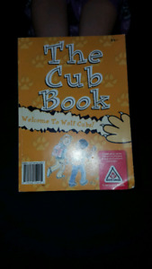 The Cub Book - barely used