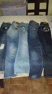 Girls Justice jeweled jeans size 10 slim
