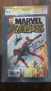 CGC Signature Series Marvel Zombies #1