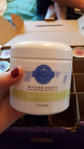 Scentsy washer whiffs