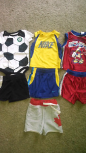 Boys 12-18 month summer clothes