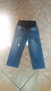 Jeans 3/4 small