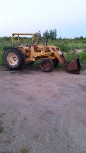 40 hp gas tractor for sale