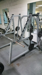 Squat Rack Robuste