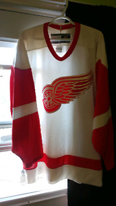 Detroit Redwings Licenced Jersey