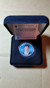 Crosby, Ovechkin, Phaneuf Rookie coin set, Pokemon coins...