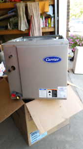 Carrier cased evaporater coil