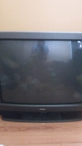 Old school gaming tv