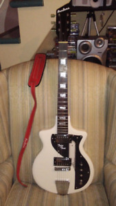 Airline Twin Tone Double Cutaway 1 of 24 built