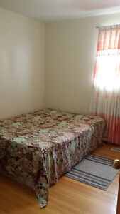 room for rent in a muslim house for elderly women.