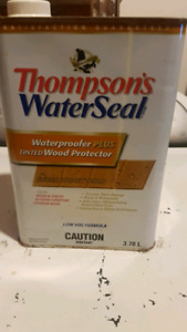 3 unopened Thompsons Water Seal