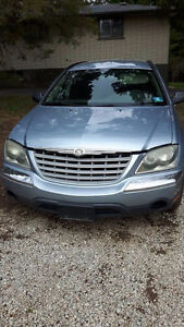 MUST GO! ..2005 Chrysler Pacifica SUV, Crossover